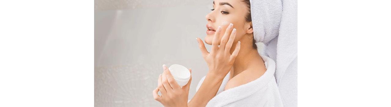 Уход за кожей тела для женщин