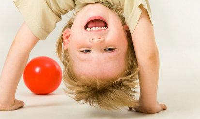 Гиперактивный ребенок – что делать?