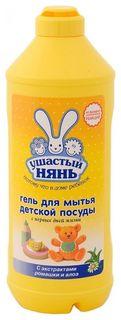 Гель для мытья детской посуды  Ушастый нянь