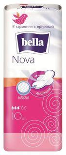 Прокладки гигиенические Nova Softiplait Air E  Bella