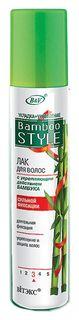 Лак для волос с укрепляющим действием бамбука суперсильной фиксации  Белита - Витекс
