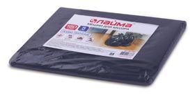Мешки для мусора 160 л, черные, в пачке 5 шт., ПВД, 50 мкм, 90х120 см (±5%), особо прочные  Лайма