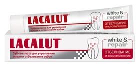 Зубная паста White & Repair  Lacalut