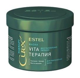 Маска для повреждённых волос Vita-терапия  Estel Professional