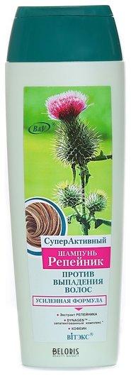 Шампунь против выпадения волос суперактивный Белита - Витекс Репейник
