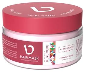 Маска для для окрашенных и осветленных волос Бразильский Мурумур  Alan Hadash