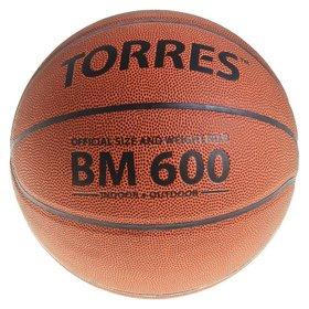 Мяч баскетбольный Bm600 размер 6  Torres