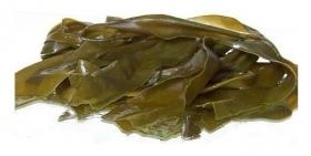 Листовые сушеные водоросли  Альганика