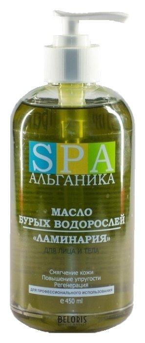 Масло для тела Альганика Масло Ламинария