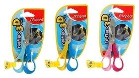 Ножницы детские для левшей с европодвесом Vivo  Maped