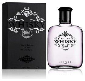 """Туалетная вода """"W Whisky Black""""  Evaflor"""