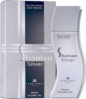 "Туалетная вода ""Shaman Silver""  Parfums Corania"