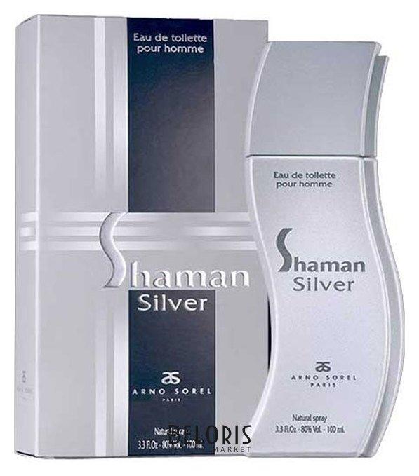 Туалетная вода Corania Туалетная вода Shaman Silver (Объем 100 мл)