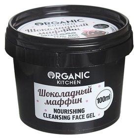 """Гель для умывания """"Шоколадный маффин""""  Organic Shop (Органик Шоп)"""