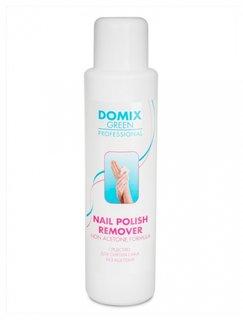 """Средство для снятия лака с ногтей без ацетона """"Nail Polish Remover Non Aceton Formula""""  Domix Green Professional"""