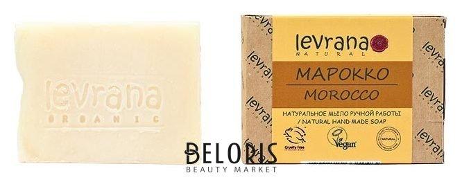 Мыло для лица LevranaМыло для лица<br>Мыло Марокко с содержанием масла Арганы уникально по своим свойствам. Во всем мире известны полезные свойства арганового масла для кожи и в особенности для волос. Натуральное мыло Марокко прекрасно увлажняет и обогащает кожу витамином Е. При использовании мыла в качестве шампуня ваши волосы станут более мягкими, шелковистыми и блестящими. Свойства: для всех типов кожи, придает бархатистость, упругость и свежесть, обладает противовоспалительным и антибактериальным действием, улучшает кровообращение. Прекрасно подойдет в качестве шампуня, укрепляет волосяную луковицу, предотвращает образование перхоти, улучшает структуру волоса.<br>Пол: Женский; Вес г: 100;