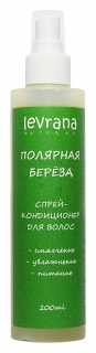 Спрей-кондиционер для волос Полярная Берёза  Levrana