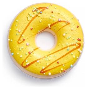Палетка теней для век Donuts Maple Glazed  I Heart Revolution
