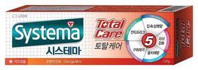 Зубная паста Systema Комплексный уход (апельсин)  CJ Lion