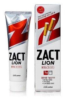 """Зубная паста Отбеливающая """"Zact Lion""""  CJ Lion"""
