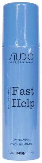 Сухой шампунь для волос «Fast Help» Kapous Studio Professional