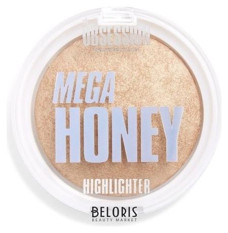 Хайлайтер для лица Mega Honey Highlighter Makeup Obsession Mega