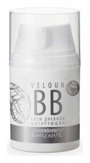Крем дневной матирующий «Velour BB» SPF15  Premium