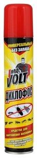 Средство инсектицидное Дихлофос без запаха  Mr. Volt