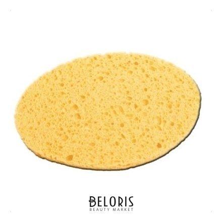 Спонжи ТриумфСпонжи<br>Мягкий спонж для снятия макияжа *Можно использовать с любым очищающим средством *Материал целлюлоза Размер 110*80 мм.<br>Пол: Женский; Количество шт: 1;