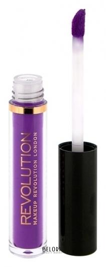 Губная помада Salvation Velvet Lip Lacquer Матовая Makeup Revolution