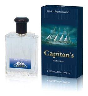 """Одеколон """"Capitan`s""""  Brocard"""