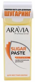 """Паста для шугаринга в картридже """"Натуральная""""  Aravia Professional"""