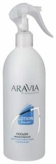 Лосьон мицеллярный перед депиляцией  Aravia Professional