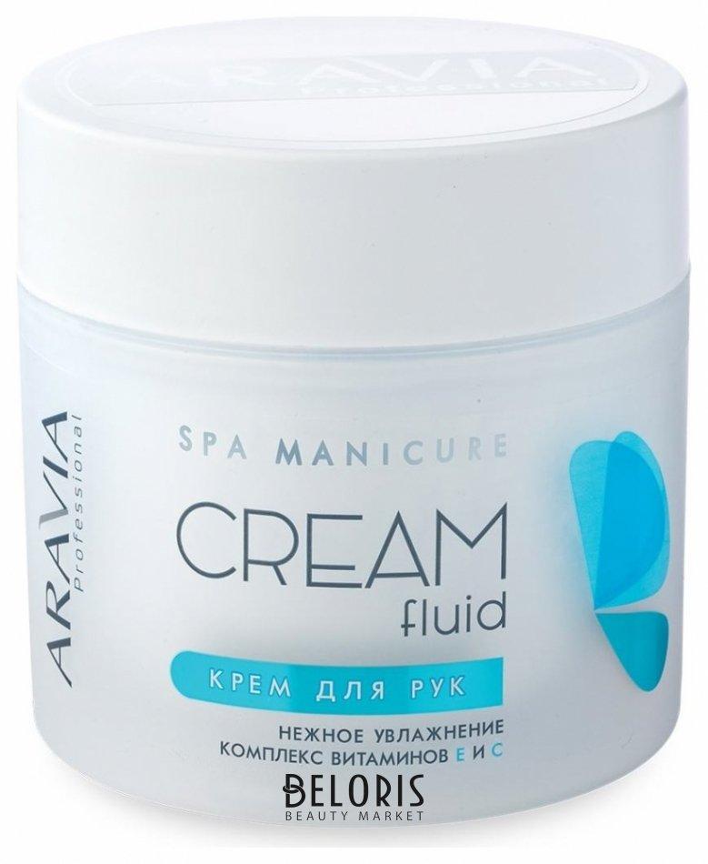 Флюид для тела Aravia ProfessionalФлюид для тела<br>Крем-флюид предназначен для интенсивного ухода за кожей во время процедуры парафинотерапии. Легкая и воздушная текстура крема быстро впитывается в кожу, не оставляя жирного блеска, обеспечивает необходимое увлажнение и бережный уход. Комплекс витаминов Е и С выравнивает цвет кожи, повышает эластичность и защитные функции кожи.<br>Пол: Женский; Объем мл: 300;