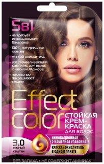 Cтойкая крем-краска для волос «Effect Сolor»  Фитокосметик