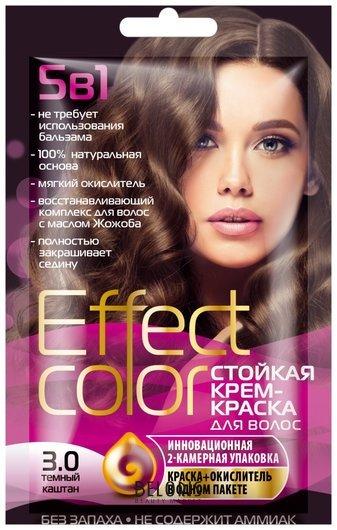 Cтойкая крем-краска для волос «Effect Сolor»