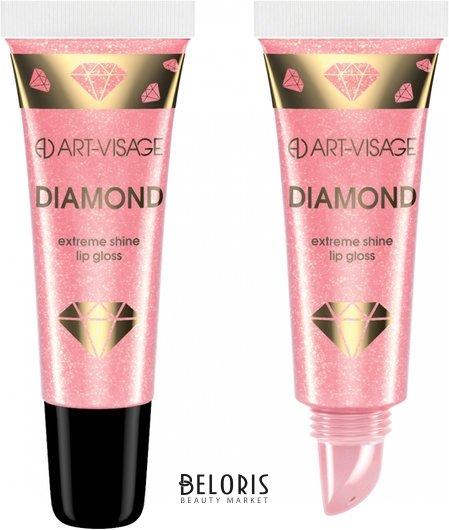 Блеск для губ Diamond Art-visage