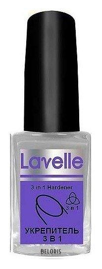 Лак для ногтей LavelleЛак для ногтей<br>Высокоэффективное быстросохнущее средство для расслаивающихся ногтей. Формула препарата содержит биологически активные компоненты, обеспечивающие всесторонний комплексный уход за ногтевой пластиной: пантотенат кальция (витамин В5 и соли кальция) самая быстро усваиваемая форма главного компонента ногтевой пластины способствует быстрому и глубокому проникновению кальция в структуру ногтевой пластины; кремний укрепляет ногти, улучшая синтез коллагена и кератина; экстракт морских водорослей активно питает ногтевую пластину микро и макроэлементами; витамин Е увлажняет, обладает антиоксидантными свойствами; масло семян мускусной розы оказывает смягчающее действие, улучшая эластичность ногтей. Этот уникальный комплекс биологически активных веществ позволяет восстанавливать структуру ногтя; существенно улучшает рост ногтей; активно увлажняет и питает ногтевую пластину; защищает от ломкости и расслаивания, делая ногти одновременно эластичными и сильными.<br>Пол: Женский; Объем мл: 6;