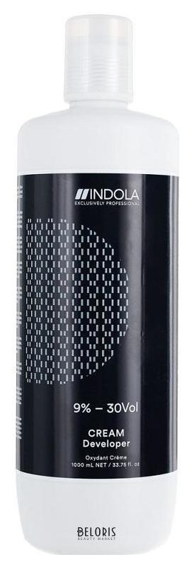 Оксидант для волос IndolaОксидант для волос<br>Indola Profession Developer - Оксид 9% 30vol для стойкой крем-краски для волос (1000 мл). Крем-проявитель Profession обеспечивает эффективный процесс окисления, быстрое смешивание с красителями Profession и продуктами для осветления Indola. - 2% (7 vol) Тонирование обесцвеченных, ранее окрашенных волос. - 6% (20vol) Окрашивание тон-в-тон, на 1 тон темнее/светлее, для седых волос. - 9% (30vol) На 2-3 тона светлее, оттенки Fashion  Red, Blonde Expert, Contrast, с .00. - 12%(40vol) Оттенки Blonde Expert, Contrast.<br>Пол: Женский; Цвет: 9% 30vol; Объем мл: 1000;