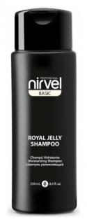 Шампунь увлажняющий с пчелиным маточным молочком для окрашенных волос Royal Jelly Shampoo  Nirvel