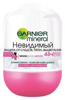 "Дезодорант-антиперспирант шариковый ""Mineral""  Garnier"