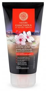 """Очищающий крем для умывания """"Бережное очищение""""  Natura Siberica"""
