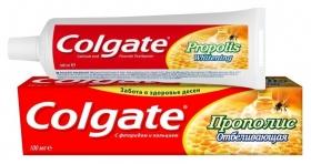 """Зубная паста """"Прополис. Отбеливающая""""  Colgate"""