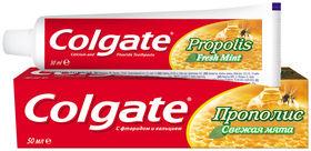 """Зубная паста """"Прополис. Свежая Мята""""  Colgate"""