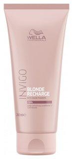 """Оттеночный бальзам-уход для холодных светлых оттенков """"Blonde Recharge""""  Wella"""