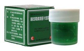 """Гель для тела """"Линькэмэйсу китайский зеленый"""", зеленка  Секреты Лан"""