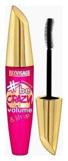 """Тушь для ресниц """"BeCrazy volume & lift up""""  Люкс-Визаж (LUX visage)"""
