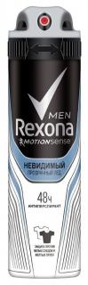 "Дезодорант-спрей ""Прозрачный лед""  Rexona"