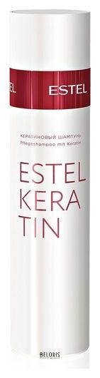 """Кератиновый шампунь для волос """"Estel Keratin"""""""