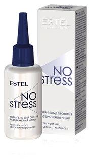 """Аква-гель для снятия раздражения кожи """"No stress""""  Estel Professional"""